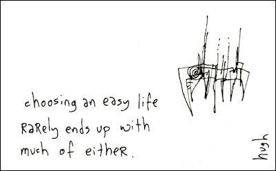 an easy life