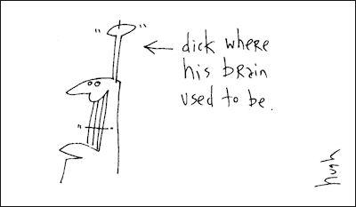 dick where