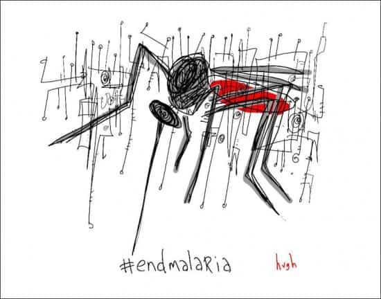 cube grenade case study: world malaria day