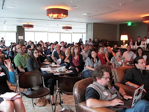 pics from psfk conference, l.a.
