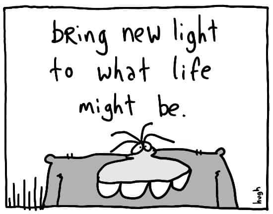 """""""bring new light"""""""