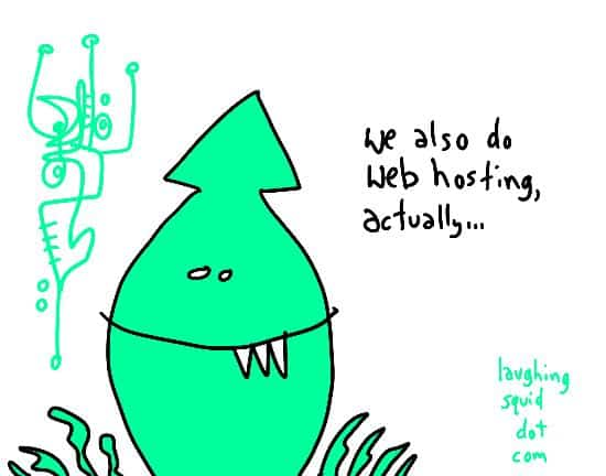 laughing squid….