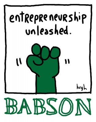 "The Babson Tee Shirt: ""The Defiant Fist"" as Social Object"