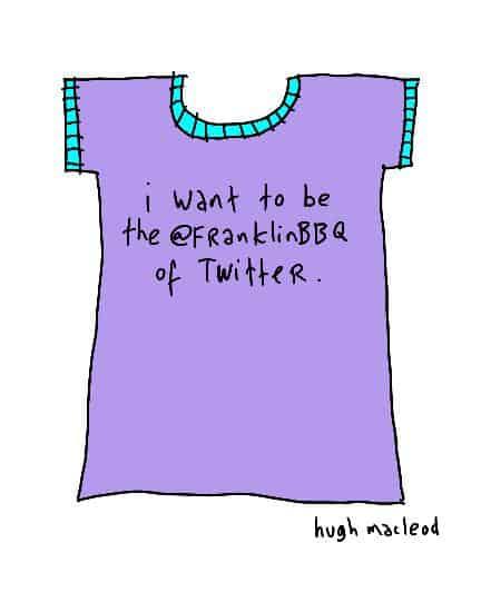 @FranklinBBQ t-shirt
