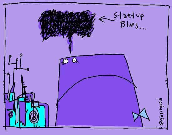 startup blues 1301j