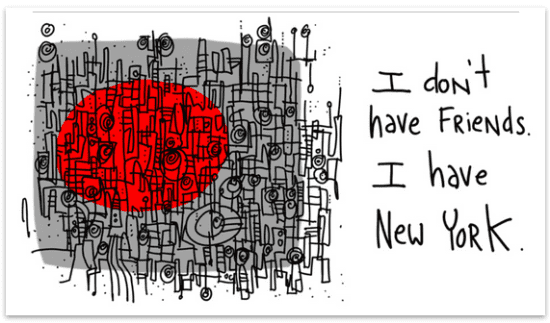 The gapingvoid Tapestry