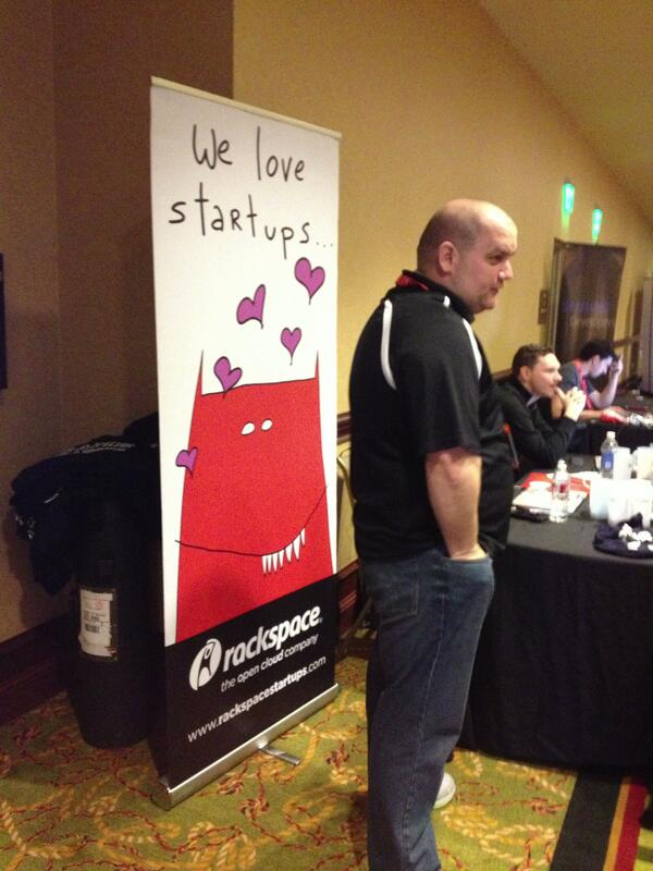 Rackspace loves startups