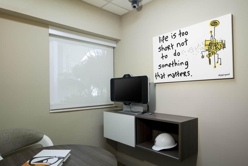 UM Toppel Interview Room