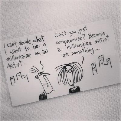 culture millionaire artist