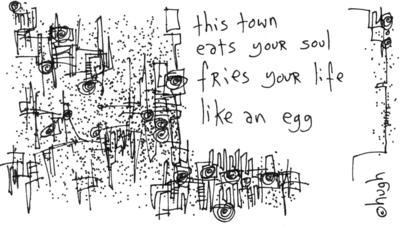this town eats