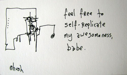 self-replicate