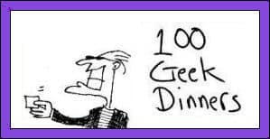 winecast blogs the geek dinner: