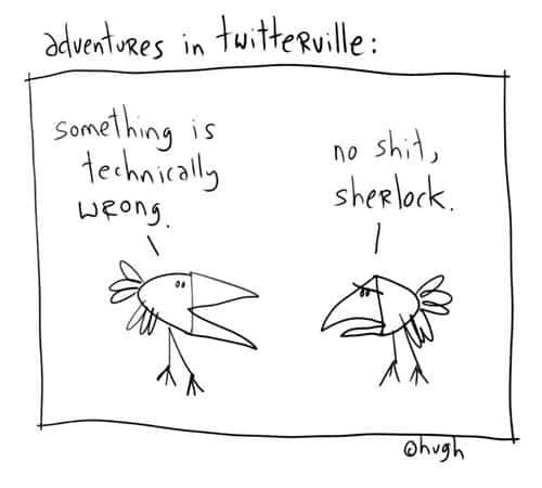 adventures in twitterville