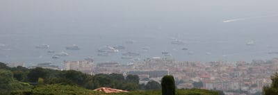 photo above cannes