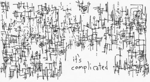 "the complexity war a.ka. ""success is more complex than failure"""