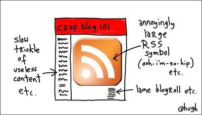 crap blog 101