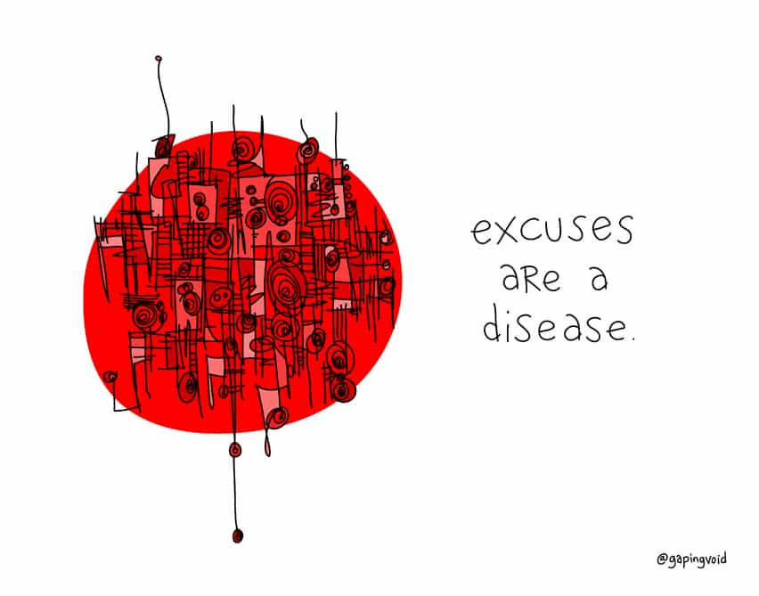 excuses-are-a-disease