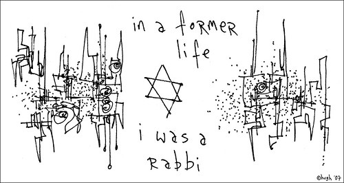 hugh and the rabbi [podcast]