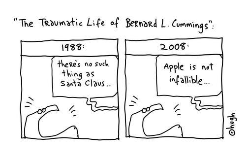 the traumatic life