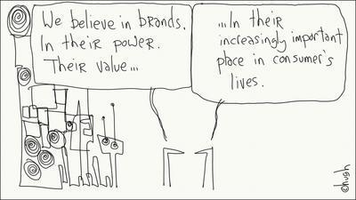 we believe in brands