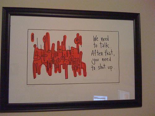art as 'social marker'