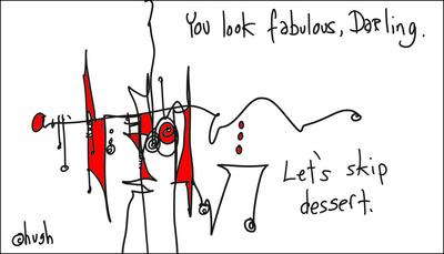 you look fabulous