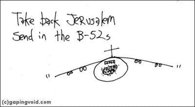 take back jerusalem
