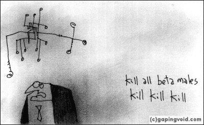 kill all beta males