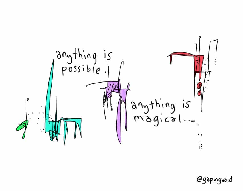 magical, possibility, branding, meaning
