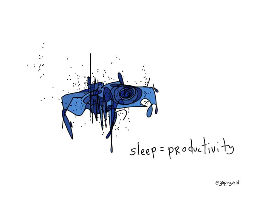 sleep-equals-productivity