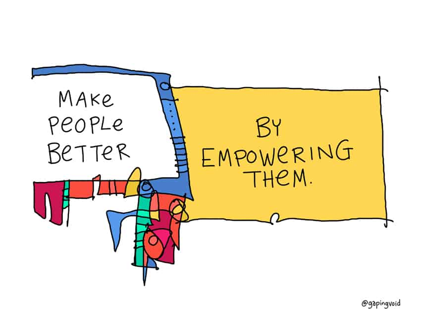 how to empower your team