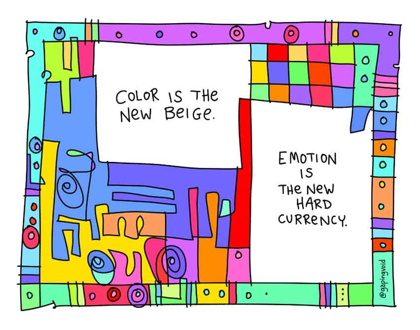 the emotion economy