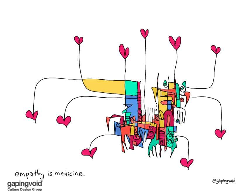 empathy is medicine