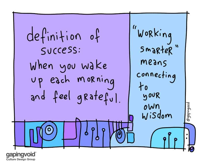 working-smarter-means-connecting-to-your-own-wisdom