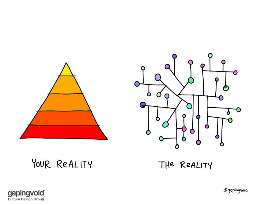your reality the reality