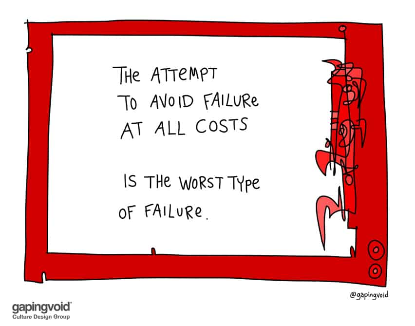 Learning From Failure: We Learn From Failure Not Success