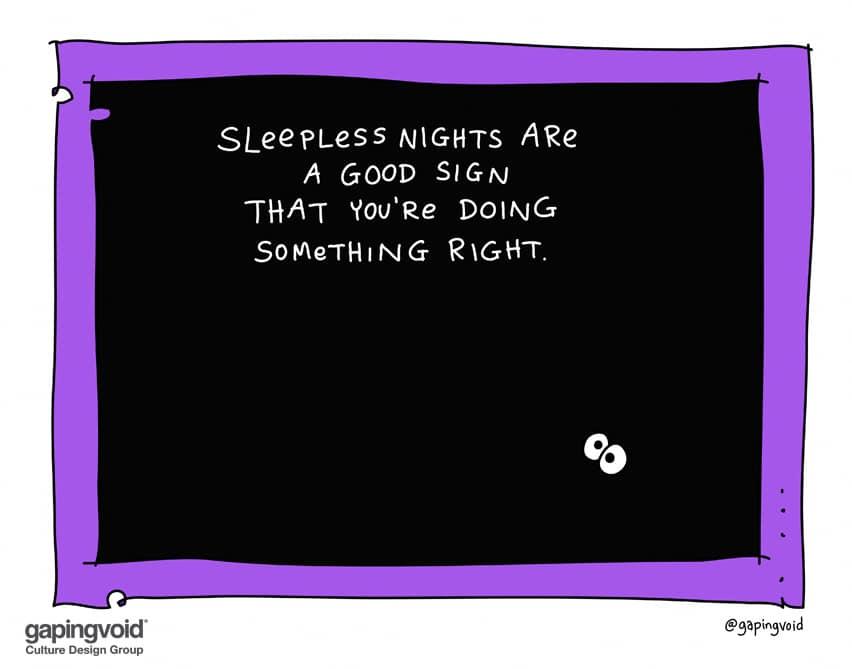 An Argument Against Sleep