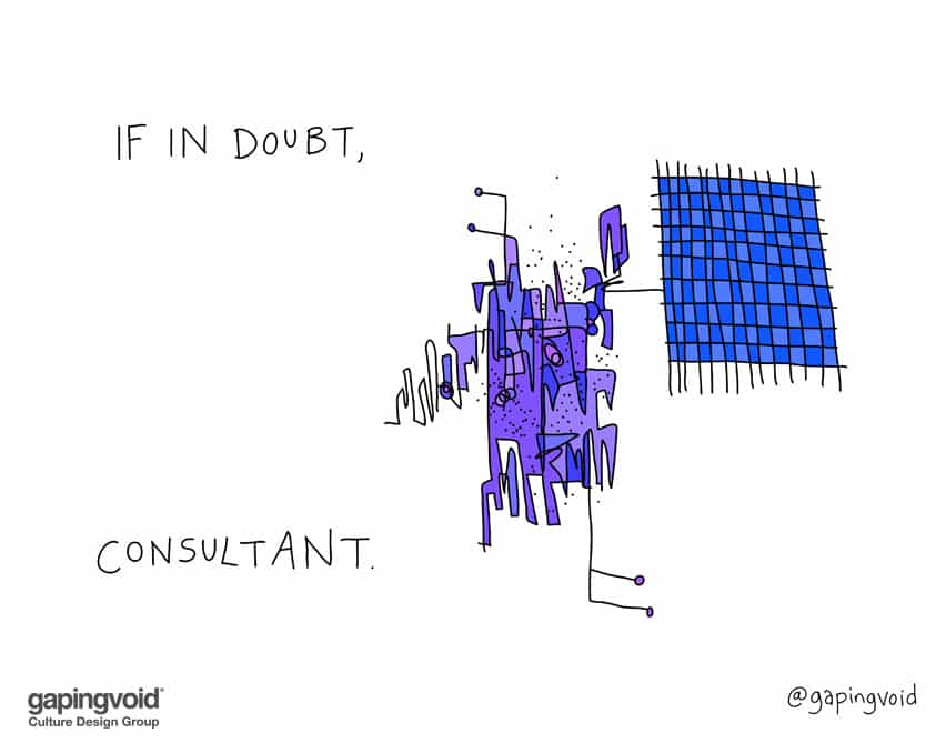 if in doubt consultant