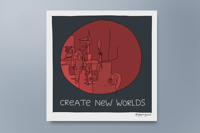 Create new worlds