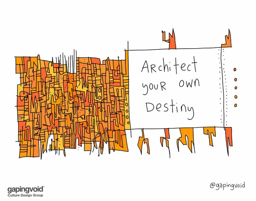Architect Your Own Destiny