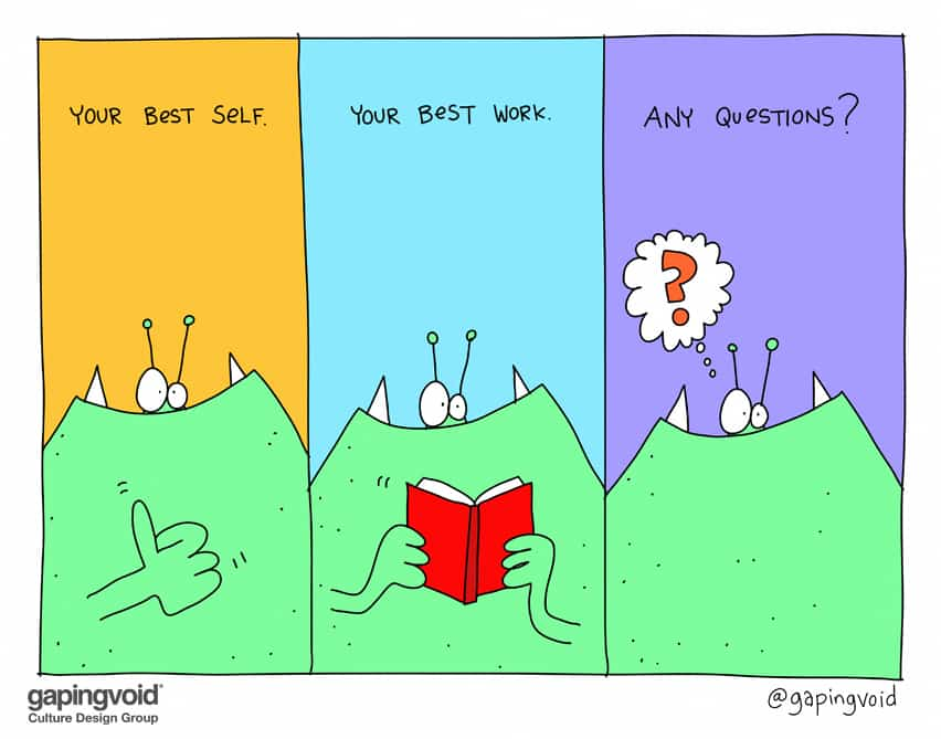 your best self your best work