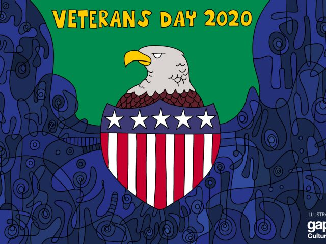 sustainable movements; Veterans Day 2020