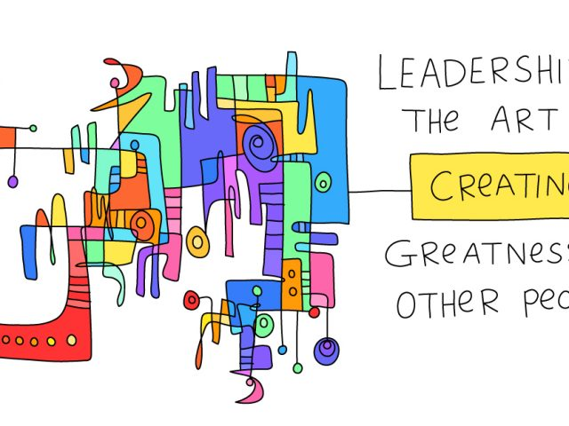 how to gain influence;leadership is the art of creating greatness in other people